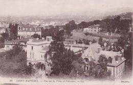83 / SAINT RAPHAEL / VUE SUR LES VILLAS ET VALESCURE - Saint-Raphaël