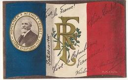 Lisboa Homenagem A Emile Loubet 27/10/1905 President France  Ediçao Tabacaria Costa - Portugal