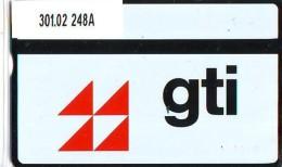 Telefoonkaart  LANDIS&GYR  NEDERLAND * RCZ.301.02  248a * GTI  * TK * ONGEBRUIKT * MINT - Nederland