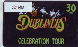 Telefoonkaart  LANDIS&GYR  NEDERLAND * RCZ.302  248a * The Dubliners  * TK * ONGEBRUIKT * MINT - Privé