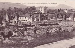 83 / FREJUS / RUINES DES ARENES ROMAINES / LES TRIBUNES - Frejus