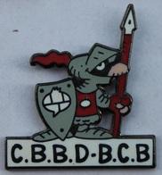 CHEVALIER - LANCE - C.B.B.D.-B.C.B. - ARMURE  -    (ROSE) - Comics