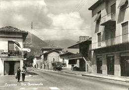 Casazza (Bergamo) Via Nazionale, Rue Nazionale, Nazionale Street, Nazionale Strasse - Bergamo