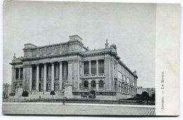 CPA - Carte Postale - Belgique - Anvers - Le Musée (CP2367) - Antwerpen