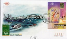 Indonesia FDC Olympic Sydney 2000 - Indonesia
