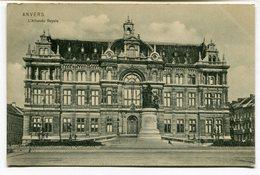 CPA - Carte Postale - Belgique - Anvers - L'Athénée Royale (CP2369) - Antwerpen