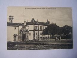 M14------coimbra Porta Ferrea Da Universidade - Coimbra