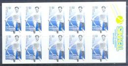 G371- Australia Legends Of Singles Tennis Self Adhesive Stamps Of Roy Emerson. - Australia