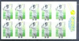 G376- Australia Legends Of Singles Tennis Self Adhesive Stamps Of Tony Roche. - Australia
