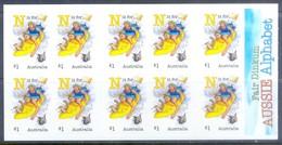 G383- Australia Self Adhesive Stamps Of Fair Dinkum Aussie Alphabet. - Australia