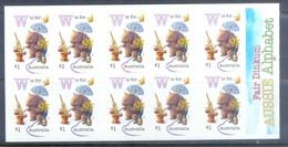 G384- Australia Self Adhesive Stamps Of Fair Dinkum Aussie Alphabet. - Australia