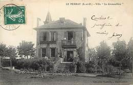 "- Yvelines -ref-B647- Le Perray En Yvelines - Villa "" La Grenouillere "" - Villas - Batiments Et Architecture - - Le Perray En Yvelines"