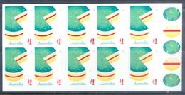 G392- Australia Self Adhesive Stamps Of LOVE Celebrate. - Australia