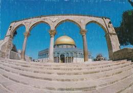JERUSALEM. DOME OF THE ROCK. RUWAN PRESS. VOYAGEE. ISRAEL.-BLEUP - Israël