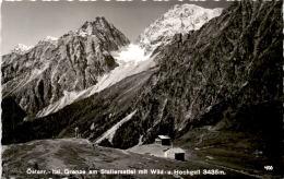 Österr.-ital. Grenze Am Stallersattel Mit Wild- U. Hochgall (400) - Defereggental