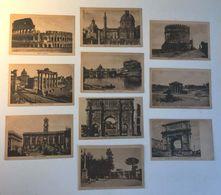 ROMA Città - ROME - Lotto 10 Cartoline Formato Piccolo - Cartoline