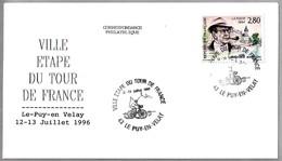 TOUR DE FRANCE 1996. Ciclismo - Cycling. Le Puy En Velay 1996 - Ciclismo
