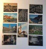 Lotto 10 Cartoline - Paesaggistiche Come Da Foto - Cartoline