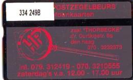 Telefoonkaart  LANDIS&GYR  NEDERLAND * RCZ.334  249b * Haagse Postzegelbeurs * TK * ONGEBRUIKT * MINT - Privé