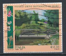 °°° ITALIA 2013 - MUSEO ORTO BOTANICO DI BARI °°° - 6. 1946-.. Repubblica