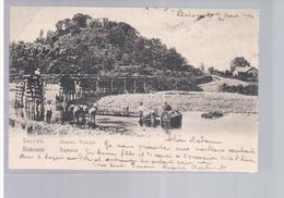Batoum Batum  Tamara 1904 OLD POSTCARD 2 Scans - Géorgie