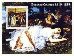 Guinea 2002, Art, G. Coubert, BF - Guinea (1958-...)