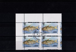 Haute Volta;1983.Bloc De 4,piquage à Cheval;n601.Signé Edouard Berck. - Upper Volta (1958-1984)