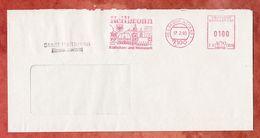Brief, Hasler C67-202D, Heilbronn, 100 Pfg, 1993 (50393) - [7] West-Duitsland