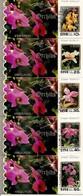 KOREA NORTH (DPR), 1993, Booklet 6/10, Orchids - Corée Du Nord