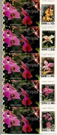 KOREA NORTH (DPR), 1993, Booklet 6/10, Orchids - Korea (Noord)