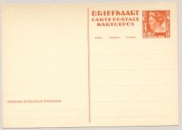 Nederlands Indië - 1938 - 10c Kreisler, Briefkaart G65 / H&G66 - Ongebruikt / Not Used - Nederlands-Indië