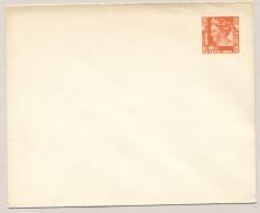Nederlands Indië - 1938 - 10c Kreisler, Envelop G57 - Ongebruikt / Not Used - Nederlands-Indië