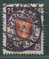 6821 - DANZIG - Mi.Nr. 201 X Aa (nach Angabe), Gestempelt - Gebruikt