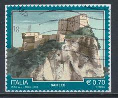 °°° ITALIA 2013 - SAN LEO °°° - 1946-.. Republiek