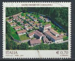 °°° ITALIA 2013 - SACRO EREMO DI CAMALDOLI °°° - 6. 1946-.. Repubblica