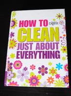 How To Clean - Books, Magazines, Comics