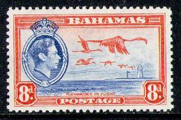 BAHAMAS 1938 - From Set MNH** - Bahamas (...-1973)