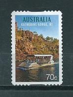 2015 Australia Katherine Gorge Used/gebruikt/oblitere - 2010-... Elizabeth II