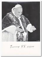 S.S. Giovanni XXIII - Pausen