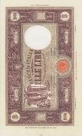 BANCA D ITALIA-MILLE LIRE -UNC-FDS-COPY-RIPRODUZIONE - [ 1] …-1946 : Regno