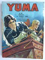YUMA N° 48 LUG MIKI LE RANGER - Le Sheriff Du Fleuve - Kinowa - Yuma