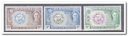Bermuda 1949, Postfris MNH, Flowers, The Perot Stamp - Bermuda