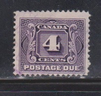CANADA Scott # J3 Used - Postage Due - 1911-1935 Reign Of George V