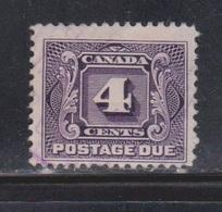 CANADA Scott # J3 Used - Postage Due - 1911-1935 Règne De George V