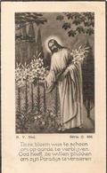 DP. KAMIEL DE TROCH ° OUDEGEM 1914 - + DOOR BLIKSEM GETROFFEN TE MESPELARE 1941 - Religion & Esotericism