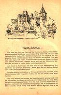 Teplitz-Schönau / Artikel, Entnommen Aus Kalender / 1950 - Bücher, Zeitschriften, Comics