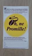 Aufkleber Von Tchibo Mit Einer Duftenden Kaffee-Bohne (1986) - Aufkleber
