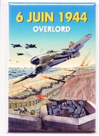 WW2 - Magnet - 6 Juin 1944 - Overlord - 1939-45