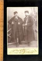 Photographie Cabinet : Russian Men Hommes Russes Russe Russie Russia Picture Photograph - Photographs
