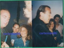 Artiste - Yves Lecoq Au Festival De Cannes En 1992 - Famous People